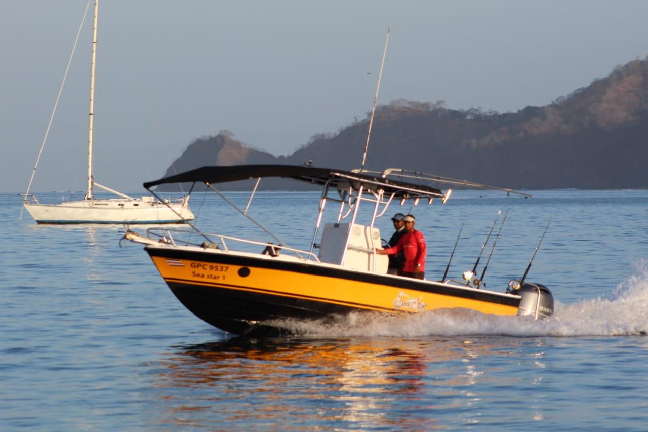 3/4 Day Sea Star I Sportfishing
