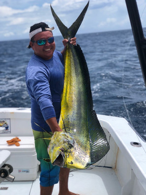 Mahi Season is the Best Time of Year