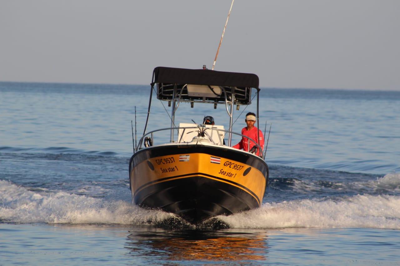 1/2 Day Sea Star I Sportfishing