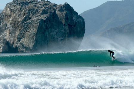 Witch's Rock Surfing