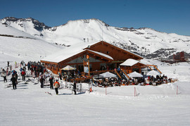 Valle Nevado - Bajo Zero Exterior, Invie