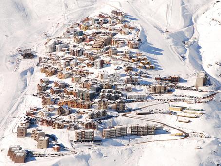 Plataforma de arriendos de segunda vivienda apuesta por centro de esquí