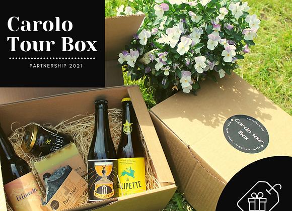 Carolo Tour Box