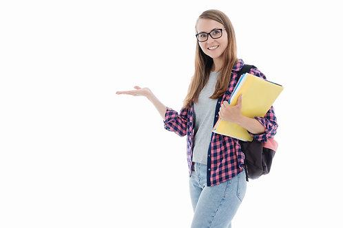 1:1 Undervisning med studentermedhjælper