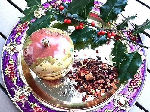 Merry Berry Christmas Tea