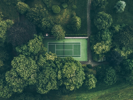 Can tennis and padel be (more) environmentally friendly ?