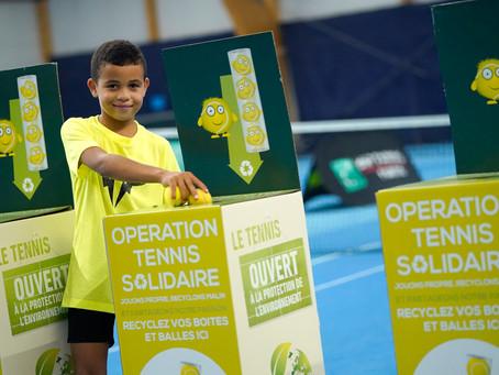 Le recyclage dans le monde du tennis et du padel, ça donne quoi ?