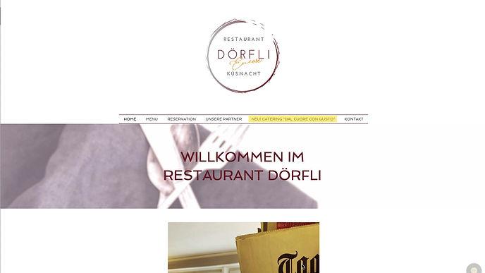 Restaurant Doerfli