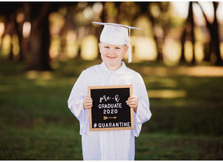 Preschool Graduation Photos