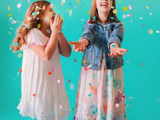 Confetti Minis!!
