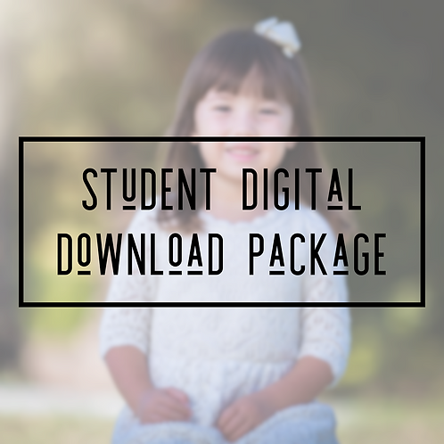 Digital Photo Package (1 child)