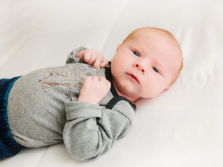 Now Offering - Newborn Mini Sessions!