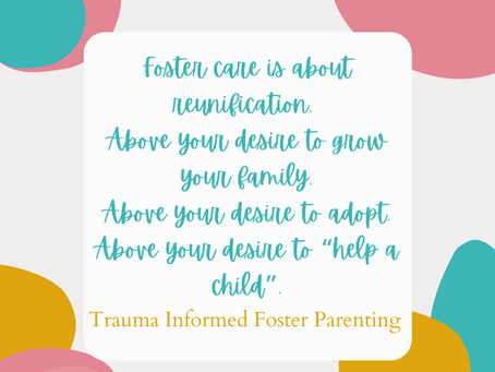 The history of the concept of Foster to Adopt & why it's not all bad.