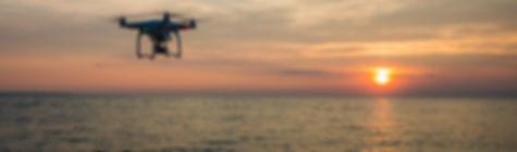 Captação profissional de imagens aéreas com drones