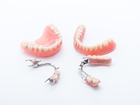 What Are Partial Dentures?