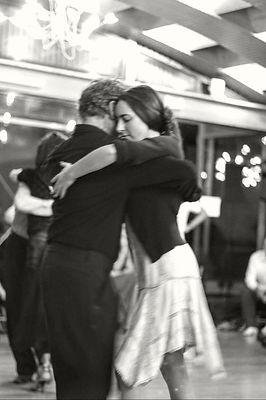 Ambre CAPICCINI - Danseuse de tango arge