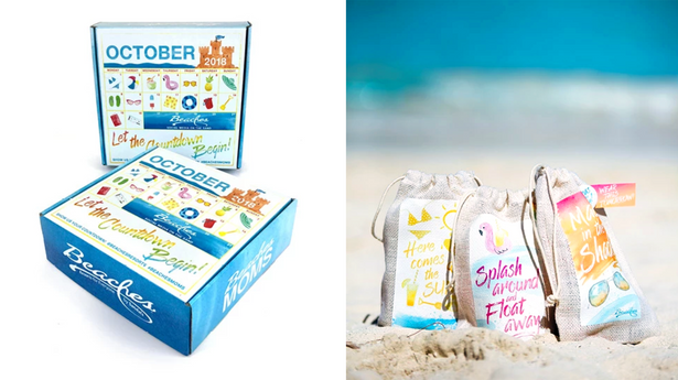 Beaches Moms Welcome Gift