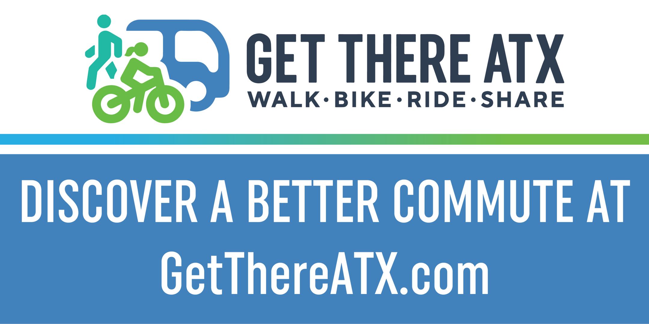 GetThereATX General Graphic