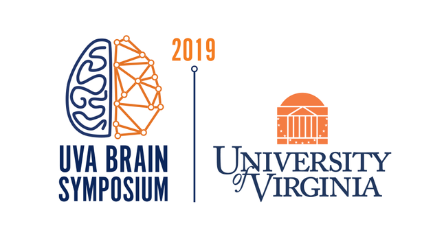 University of Virginia 2019 Brain Symposium Logo