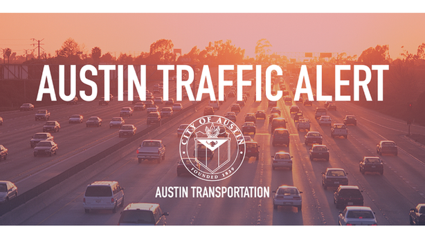 Austin Traffic Alert Graphic