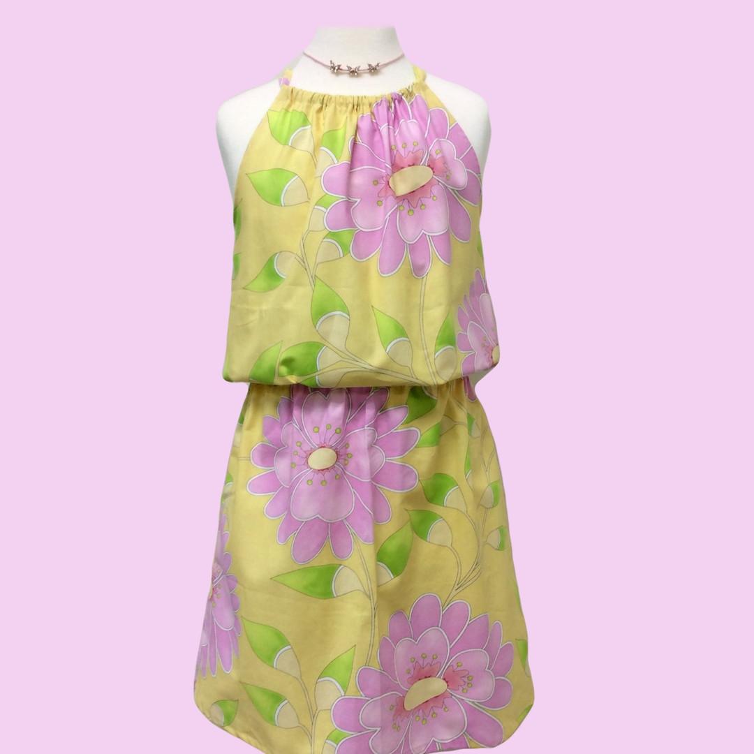 The Peony Dress