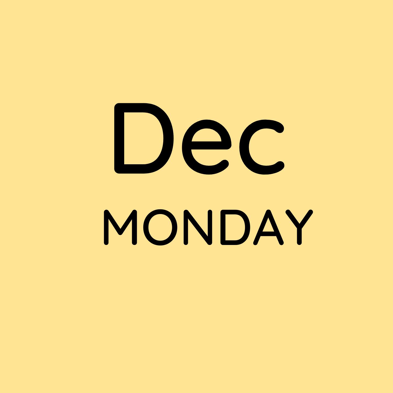 Dec 6 & 13  10:30-12pm  $75