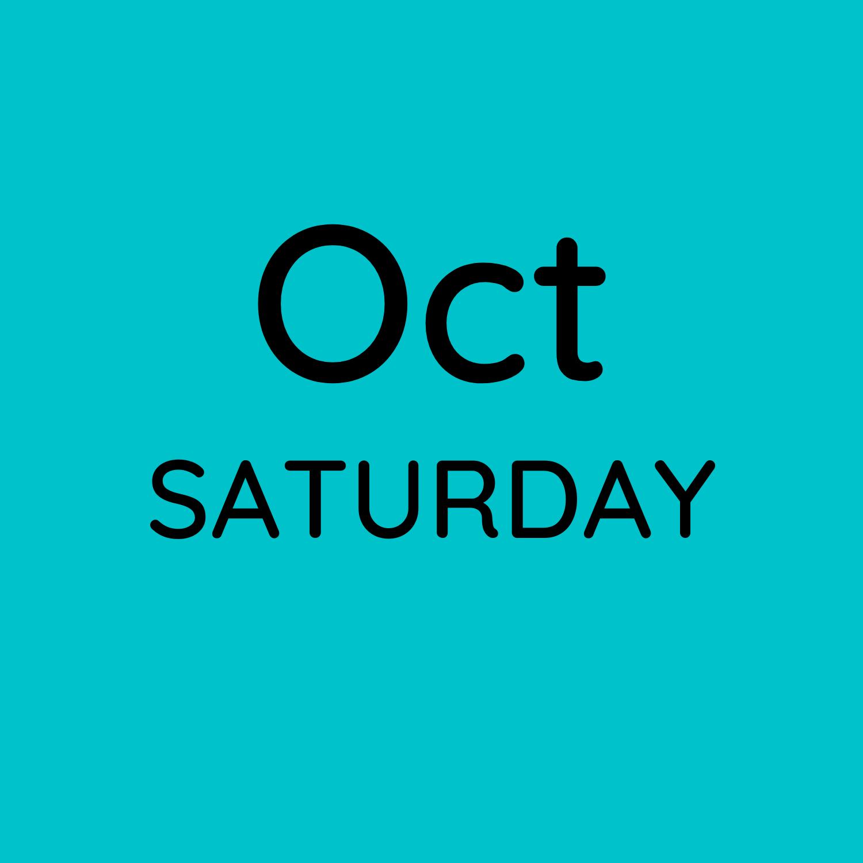 Oct 2, 9 & 16 10:30-12:30pm $150