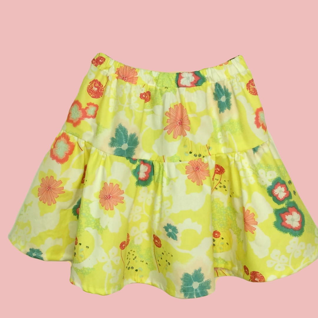 The Oceanside Skirt