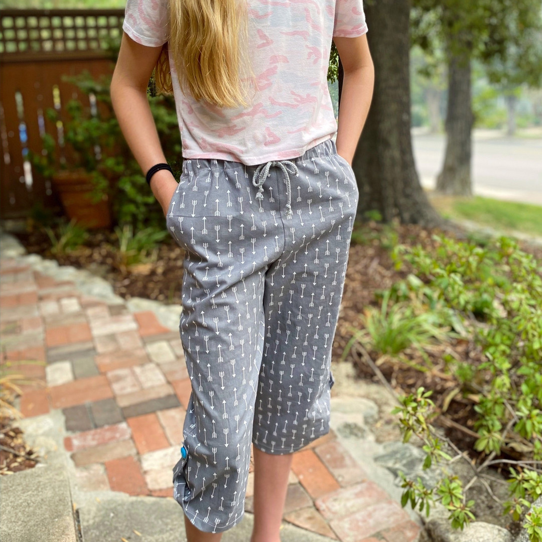 The Catalina Cropped Pants