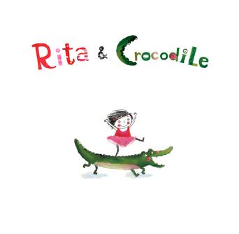 Nouvelle aventure cinématographique avec Rita & Crocodile... Tout mignon, tout en douceur et en