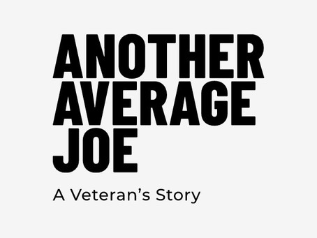 Why Another Average Joe?