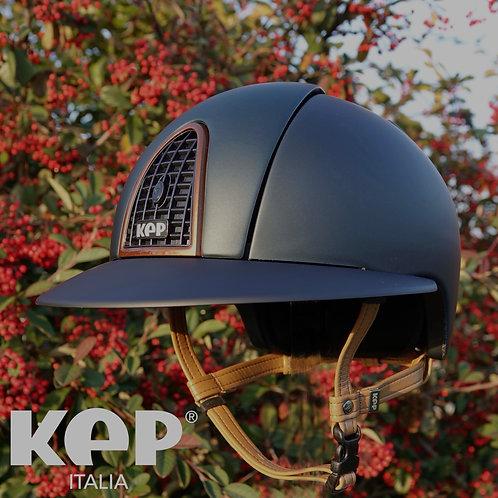 Casque KEP cromo Mat serie limitée