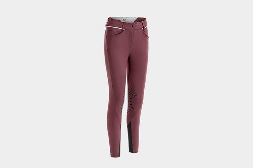 Pantalon X-Design bordeaux