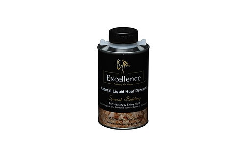 EXCELLENCE NATURAL LIQUID HOOF DRESSING SPECIAL BEDDING