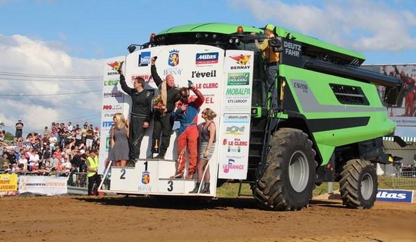 2017 - Tracteur Pulling de Bernay