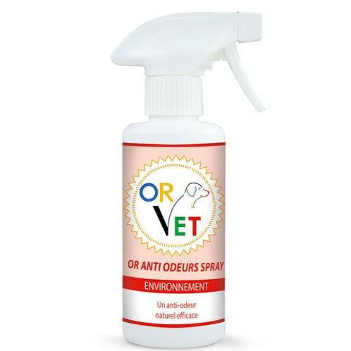 Or anti odeurs spray