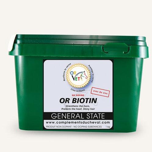 Or Biotin