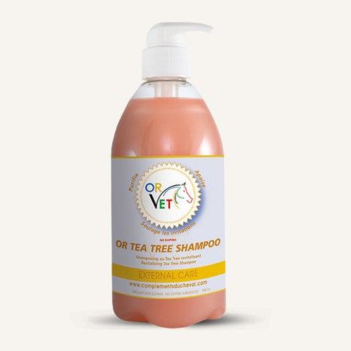 Or TeaTree Shampoo