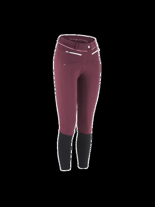 Pantalon X-Balance burgundy