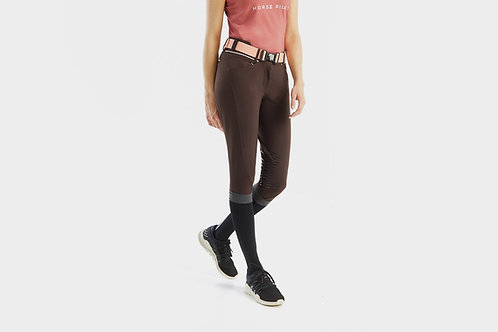Pantalon X-Design marron