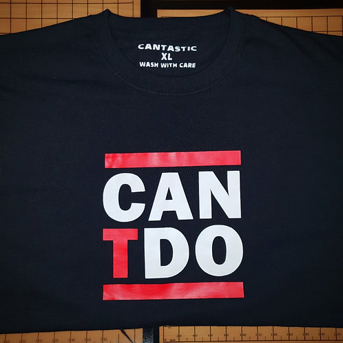 Can do / Cant do Edition 1 t-shirts