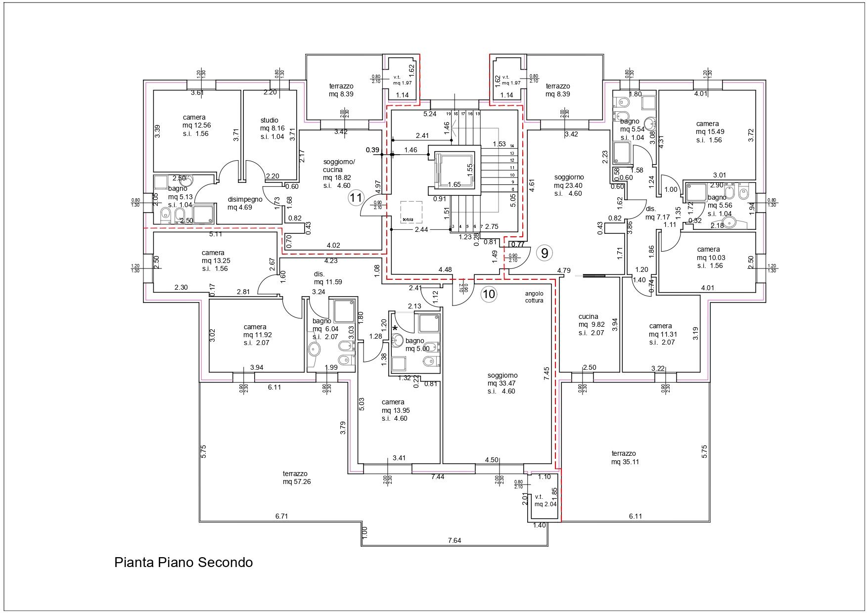 04_planimetria piano secondo_page-0001