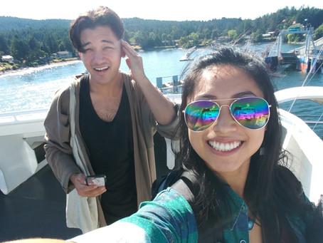 Tour Life: Mayne and Galiano Island With Buckman Coe