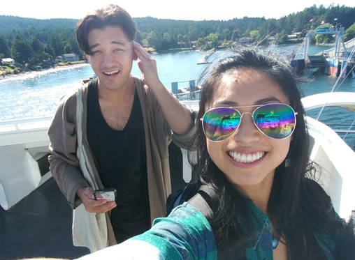 Tour Life: Mayne and Galiano Island With Buckman Coe