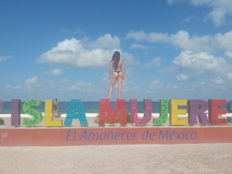 Mexico Week 1-Isla Mujeres, Scuba Diving, Jam Sessions