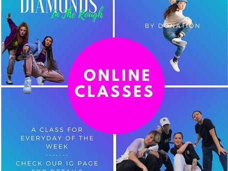 Quaran-things to do: Take a Dance Class