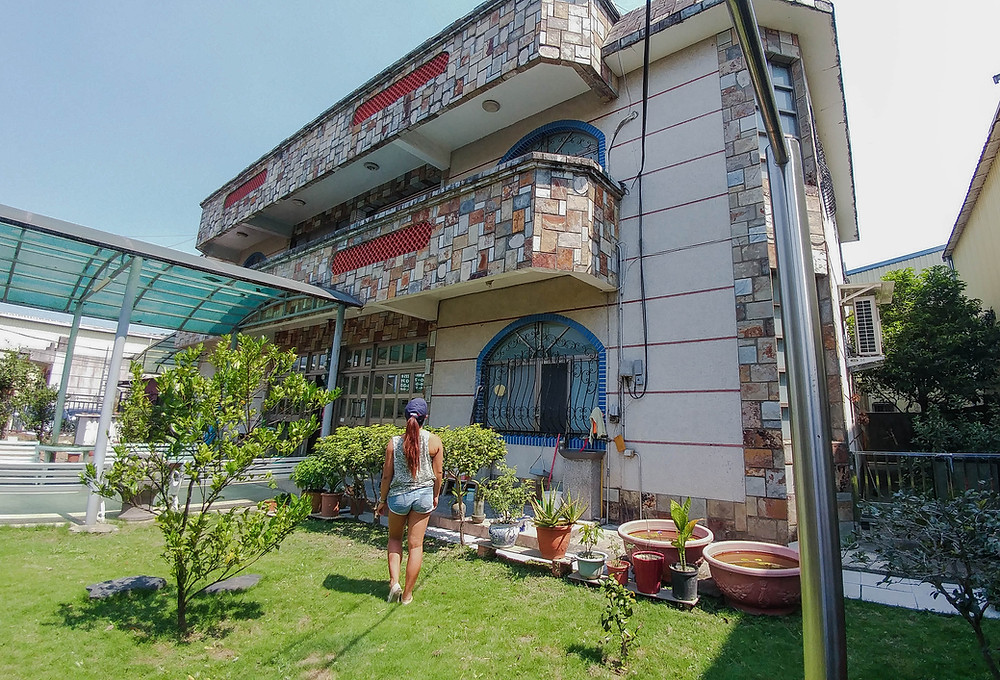 My childhood home in Ganguan, Taiwan