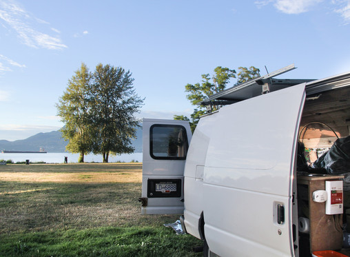 VANLIFE TIPS: 5 Ways I Stay Cool in the Summer