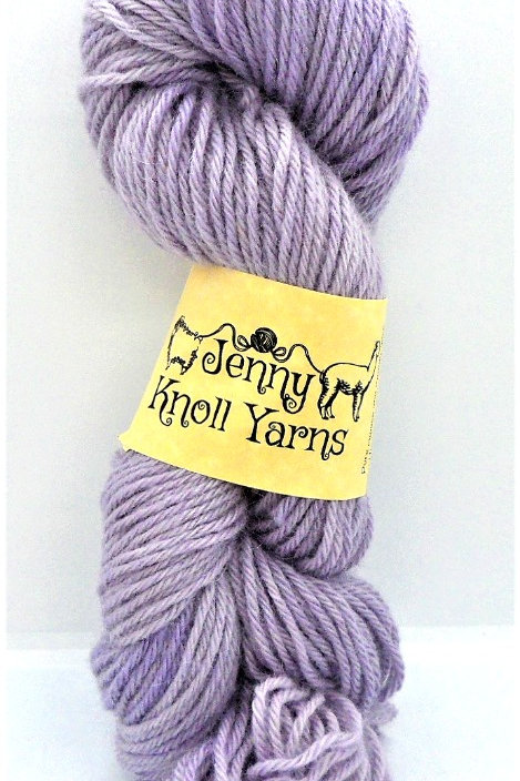 70% Mohair & 30% Shropshire Lambswool Yarn by Jenny Knoll Yarns