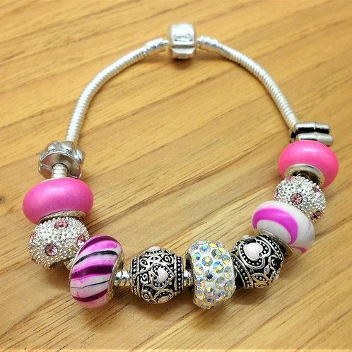 Bracelets by Sue's Sparkles